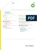 Bp Statistical Review of World Energy 2015 Full Report