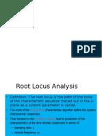Rootlocus stability