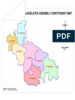 District Assembly Boundary Map