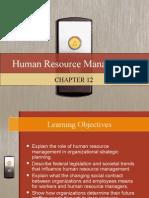 Hrm & Efective Workforce