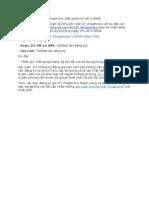 Đăng Ký Gói 3G D1 Vinaphone 1Gb Data Chỉ Với 5