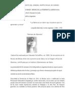 17 de Junio. Fallecimiento del General Martín Miguel de Güemes. Autores Sara Celia Aguirre y Clemente Di Lullo.