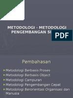 Metodologi Pengembangan Sistem.ppt