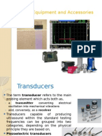 UT-1 Equipment and Accessories