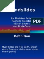 Landslides 2