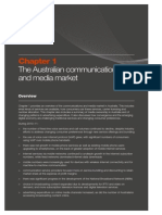 Chapter 1 the Aus Communications and Media Market