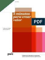5 Minutos Para Crear Valor