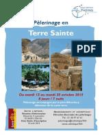 Pèlerinage 2015