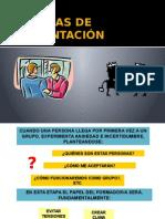 DINAM. DE PRESENTACI+ôN