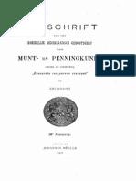 Utrechtsch en Friesch-Groningsch geld van de 11e tot den aanvang der 14e eeuw / door I.H. Gosses