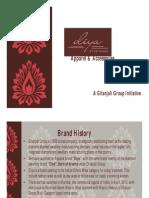 Diya by Gitanjali Brand PresentationNEW [Compatibility Mode]