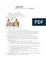Fisioterapi Pada Cidera Akut