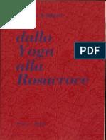 M.scaligero Dallo Yoga Alla Rosacroce