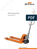 HPS Technical Data