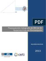Relatório Polo Florianópolis