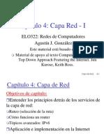 Capítulo 4 - Capa de Red