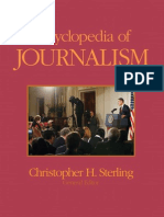 Encyclopedia of Journalism