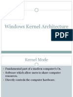 WIndows Kernel