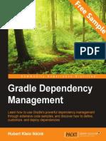 Gradle Dependency Management - Sample Chapter