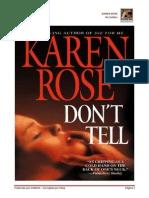 Rose Karen - No Hables (01)