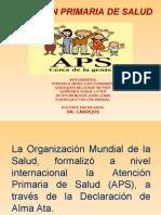 Atencion Primaria de Salud-2012