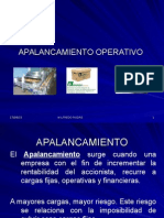 Apalancamiento Operativo