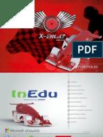 X-aile Racing - F1 in School Greece Finals 2015 Portfolio