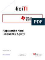 Application Note on SimpliciTI Frequency Agility.pdf