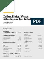 Deutschland ADAC Verkehrsstatistik
