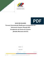 Guia de Usuario Formato Automatizado Planilla Actualizacion de Centros de Votacion.pdf