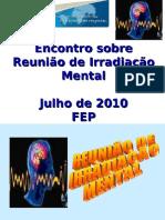 Simpósio Irradiação Mental