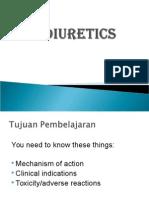 Diuretics 1