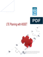 LTE Planning With ASSET