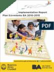 Pedagogical Implementation Report 2015