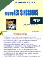 Operacion y Control Motores Sincronos