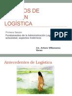 Sesion 01 - Modelos Gestion Logistica