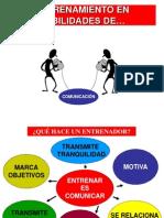 BASES PSICOPEDAGÓGICAS DE LA ENSEÑANZA Y DEL ENTRENAMIENTO DEPORTIVO 2. COMUNICACIÓN