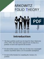 Security Analysis and Portfolio Mgmnt
