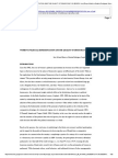 Women's Political Representation and the Quality of Democracy in Brazil_ José Álvaro Moisés e Beatriz Rodrigues Sanchez 1 i