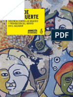 Informe Aborto - El Salvador