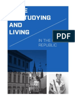 Guide to Studying and living in czech republic 2014