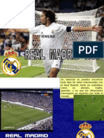 Power point Real Madrid