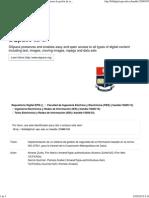 Digital EPN- Implementación de Un Sistema de Gestión de Seguridad de La Información Basado en La Norma ISO 27001, Para La Intranet de La Corporación Metropolitana de Salud