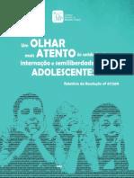 Unidades de Internação Adolescentes Socioeducativo
