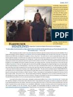 Hardecker Headlines June 2015