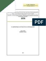 Breilh, J CON 164 La Epidemiología En