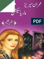 maria-section part 2  ==-== mazhar kaleem -- imran series ==-==