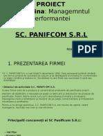 SC. Panifcom S.R.L