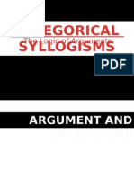 07 Categorical Syllogisms