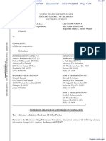 NetJumper Sofware L. L. C. v. Google, Incorporated - Document No. 37